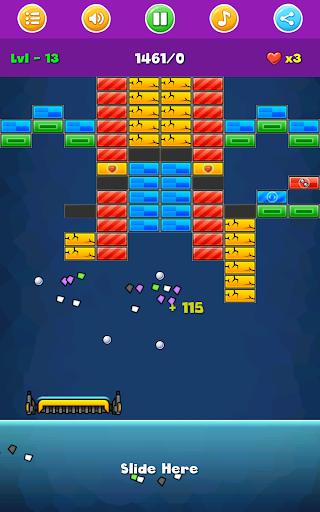 Super Brick Breaker apktram screenshots 9