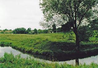 Photo: Błonia nad Wiśniowczykiem, w lipcu 2002.