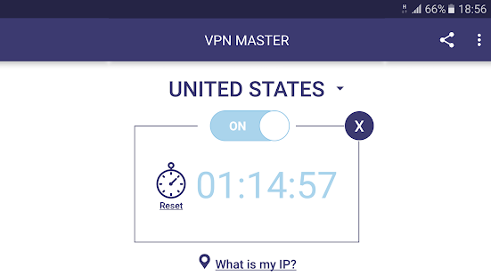 VPN Master (FREE) Screenshot
