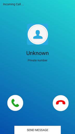 Fake Call-SMS 2019 3.0 screenshots 1
