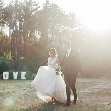 Wedding photographer Aleksandra Nikolaeva (AlexandraArt). Photo of 17.09.2018