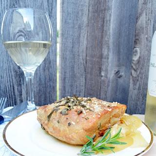 Slow Cooker Rosemary Pork Roast