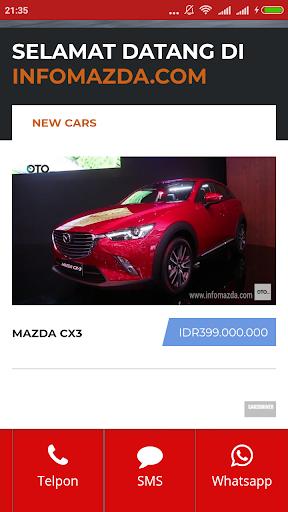 Mazda Jakarta 1.0 screenshots 4
