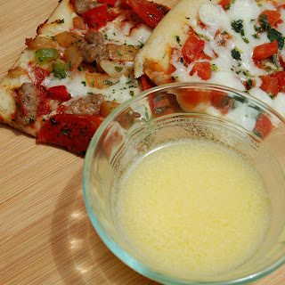 Garlic Butter Pizza Dip