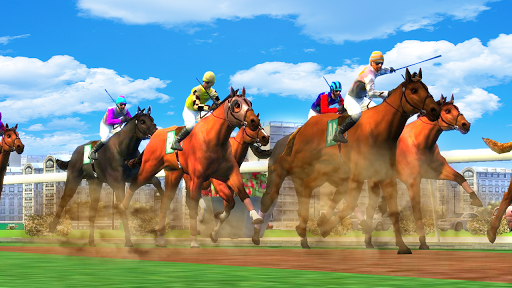 Horse Racing  : Derby Horse Racing game filehippodl screenshot 4