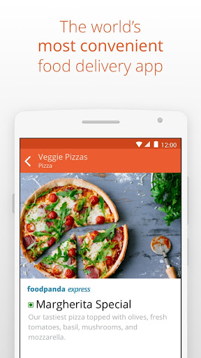 foodpanda - Food Delivery for PC