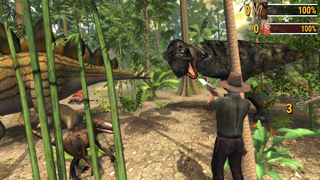 Dino Safari: Evolution-U APK screenshot thumbnail 14