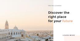 Future Online Courses - Facebook Ad item