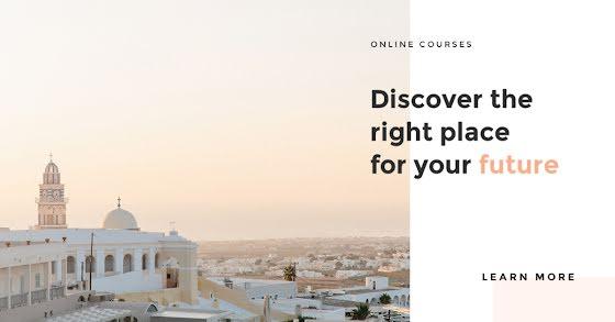 Future Online Courses - Facebook Ad Template