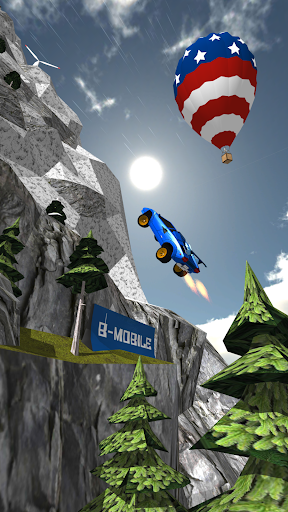 Ramp Car Jumping screenshots 5