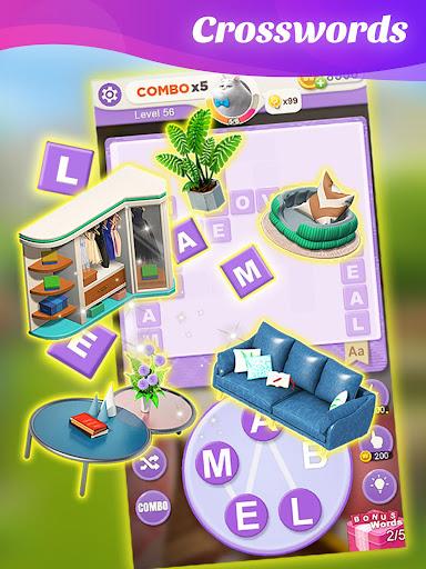 Word Villas - Fun puzzle game screenshots 18