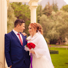 Wedding photographer Elya Poddubnaya (Elchik). Photo of 16.01.2017