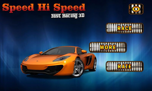 Speed hi Speed Car Racing 3d