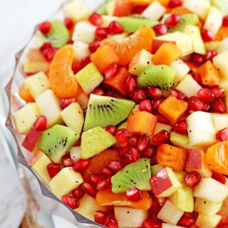 Raw Fruit Salad Recipes