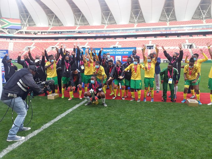 EFF's ultimatum to Safa: no Bafana matches in SA unless Banyana are paid R50 000 appearance fee each - SowetanLIVE