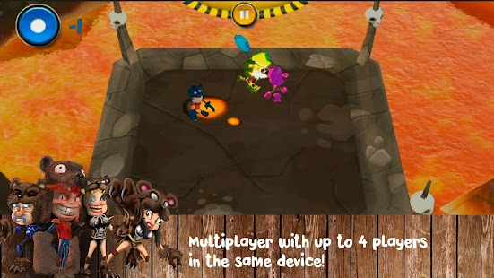 Manotas: Sumo creatures arena- screenshot thumbnail