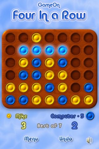 Four In a Row - Connect Four in a Line and Win!