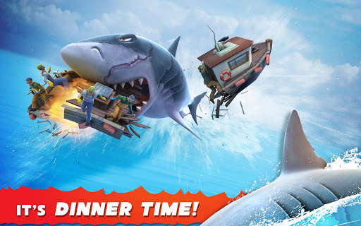 Hungry Shark Evolution Juegos (apk) descarga gratuita para Android/PC/Windows screenshot