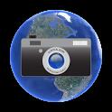 Geo Image Overlay Free icon