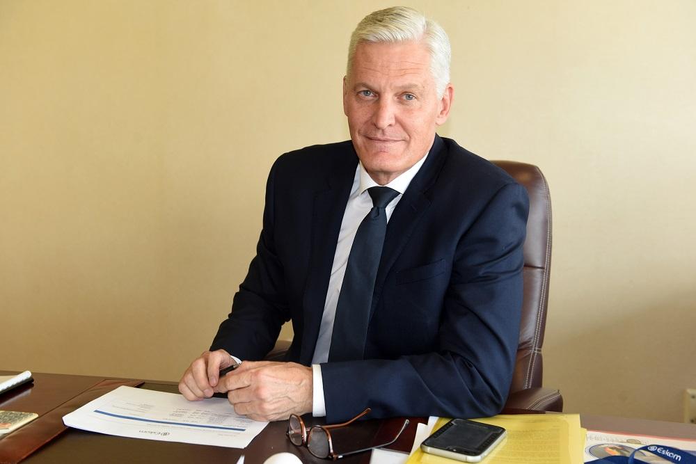 Eskom CEO not fazed by private power plant plans - TimesLIVE