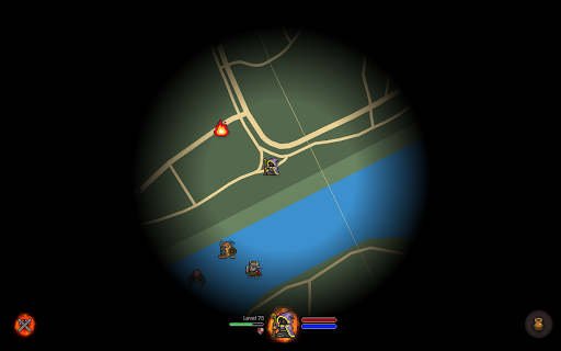 Orna: A Geo-RPG 1.21.3 gameplay | by HackJr.Pw 6