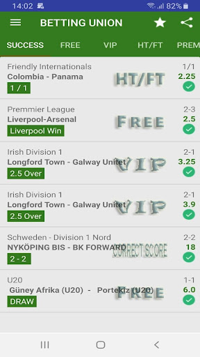 Betting Forecasts  for Win & Win Money for Free 1.1 screenshots 3