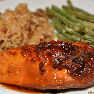 Slow Cooker Tangy Chicken.