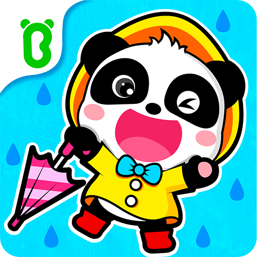 Baby Panda's Learning Weather (game)