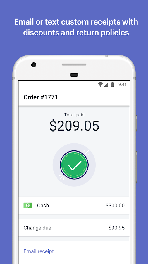 Shopify POS — Point of Sale- screenshot