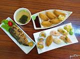 三丸手作壽司、丼飯、關東煮