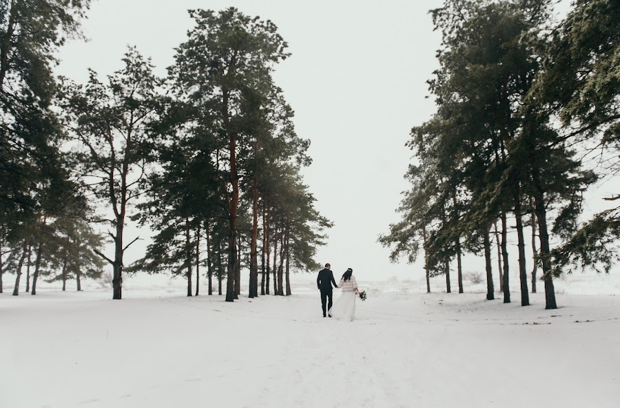 Свадебный фотограф Надя Денисова (denisova). Фотография от 03.02.2018