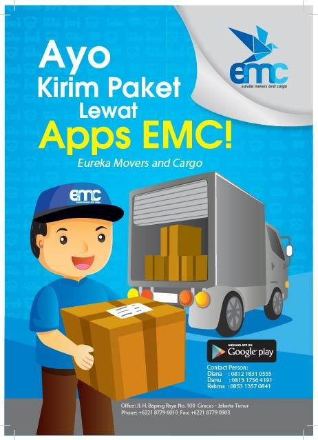 EMC Delivery- screenshot