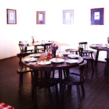 Photo: Interior of ? Restaurant.  Oldest Cafe in Belgrade.