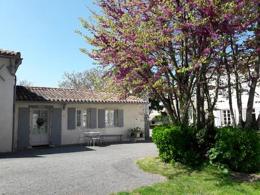 Habitacion familiar Cottage para 5 huespedes en la casa rural Le Clos de la Garenne cerca de La Rochelle