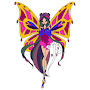 Fairy Color by Number: Girls Coloring Book Pages APK icon