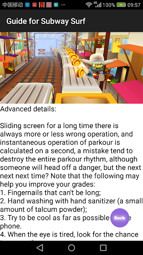 Guide for Subway Surf 1 screenshots 5