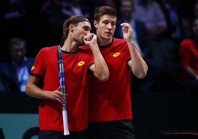 Bemelmans en De Loore uitgeschakeld in eerste ronde dubbel in Antwerpen