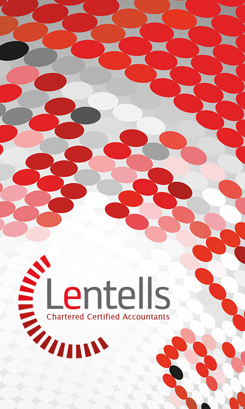 Lentells Accountants- screenshot