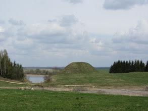 Photo: Paukščių piliakalnis arba Dukurnonių piliakalnis, arba Steponiškių piliakalnis, arba Bobų kalnas