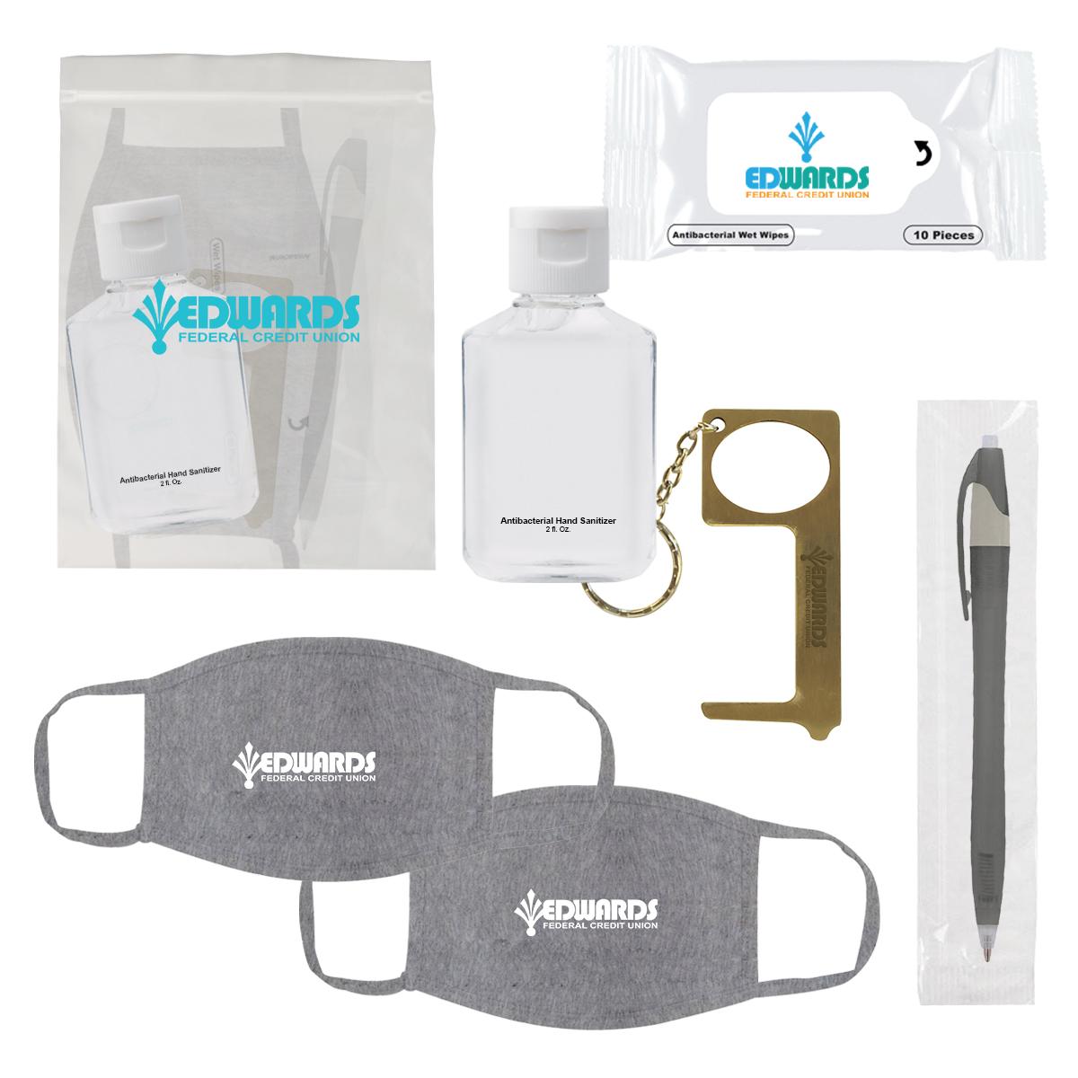 Concierge Essentials PPE Kit