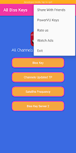 Download All Dish Channels Updated Biss Keys APK latest version app