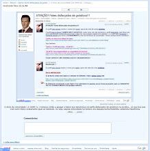 """Photo: No debate do estudante Pró-Samael contra os satanistas, continuava insistentemente denunciando toda a DISSIMULAÇÃO para impedir os INVERTIDOS de continuarem enganando os leitores.  Começaram então a deletar meus tópicos de alertas, na surdina.  Tive que mostrar tudo isso em meu antigo álbum de fotos no Orkut, além de advertí-los na comunidade fingida de gnóstica deles, por estarem deletando meus tópicos dizendo: """"Se deletarem novamente o meu tópico vou reintroduzi-lo quantas vezes forem necessários, pois os FARSANTES vão ser DESMASCARADOS de qualquer maneira"""" ( estudante Pró-Samael ). ."""