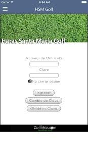 HSM Golf - náhled