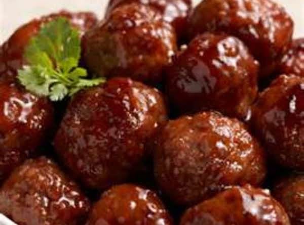 Best Old-fashioned Cocktail Meatballs Recipe