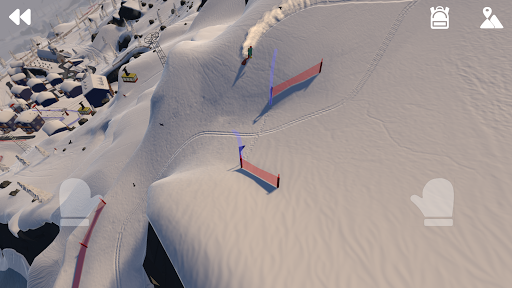 Grand Mountain Adventure: Snowboard Premiere apkmr screenshots 6