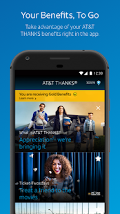 AT&T THANKS®- screenshot thumbnail