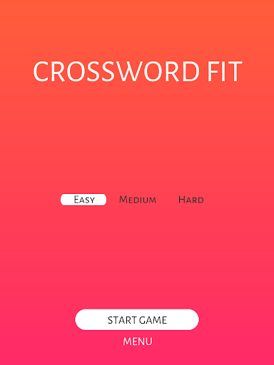 玩免費拼字APP|下載Crossword Fit - Word fit game app不用錢|硬是要APP