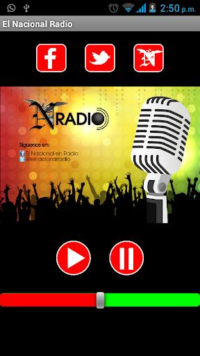 El Nacional en radio