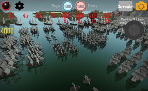 MEDIEVAL NAVAL OPS : WARSHIPS of WORLD 1.3 screenshots 2
