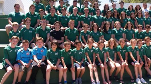 El Club Natación Almería celebró su trofeo